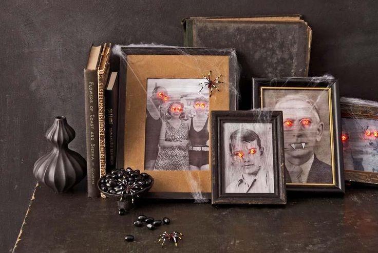 Mách bạn những ý tưởng cực hay ho cho lễ hội Halloween - Mẫu decal ấn tượng trang trí Halloween 9