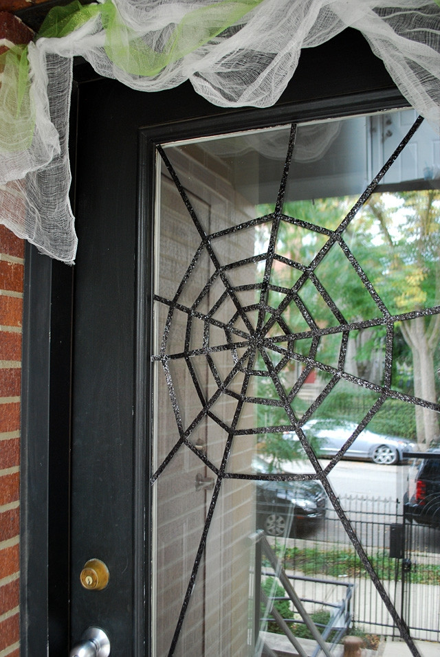 Mách bạn những ý tưởng cực hay ho cho lễ hội Halloween - Mẫu decal ấn tượng trang trí Halloween 12