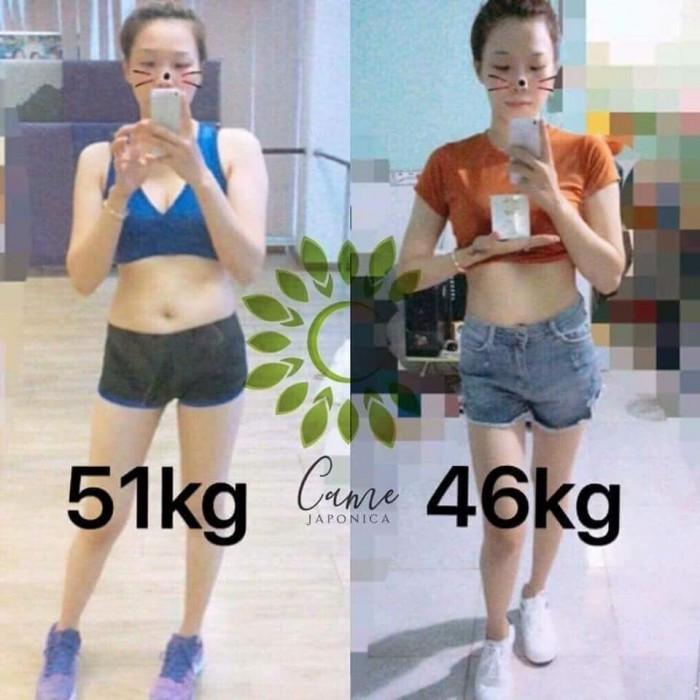 Viên uống trà giảm cân Came giảm cân an toàn hiệu quả(1)