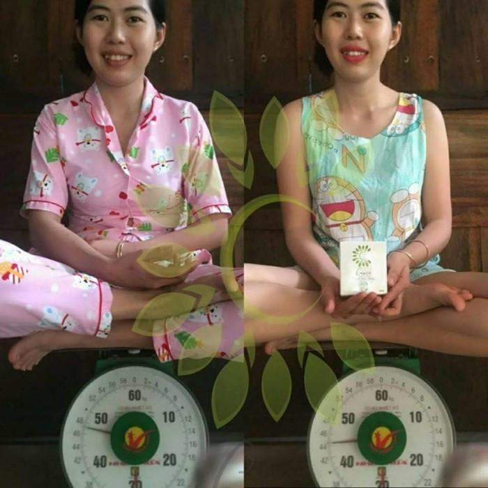 Hướng dẫn sử dụng viên uống trà giảm cân Came an toàn hiệu quả(2)