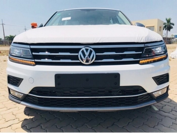 Đánh giá xe Volkswagen Tiguan 2018 2.0L TSI mới