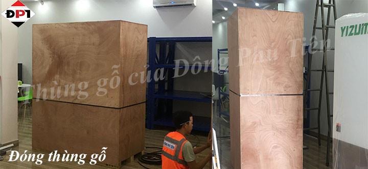 Đóng gói hàng hóa xuất khẩu tại Hà Nội