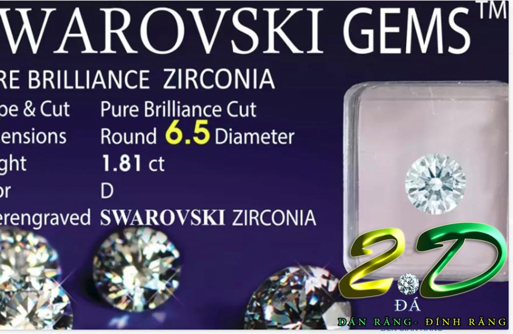 Chuyên cung cấp kim cương nhân tạo cao cấp swarovki