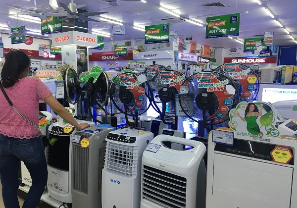 Mua hàng điện máy chính hãng giá tại kho