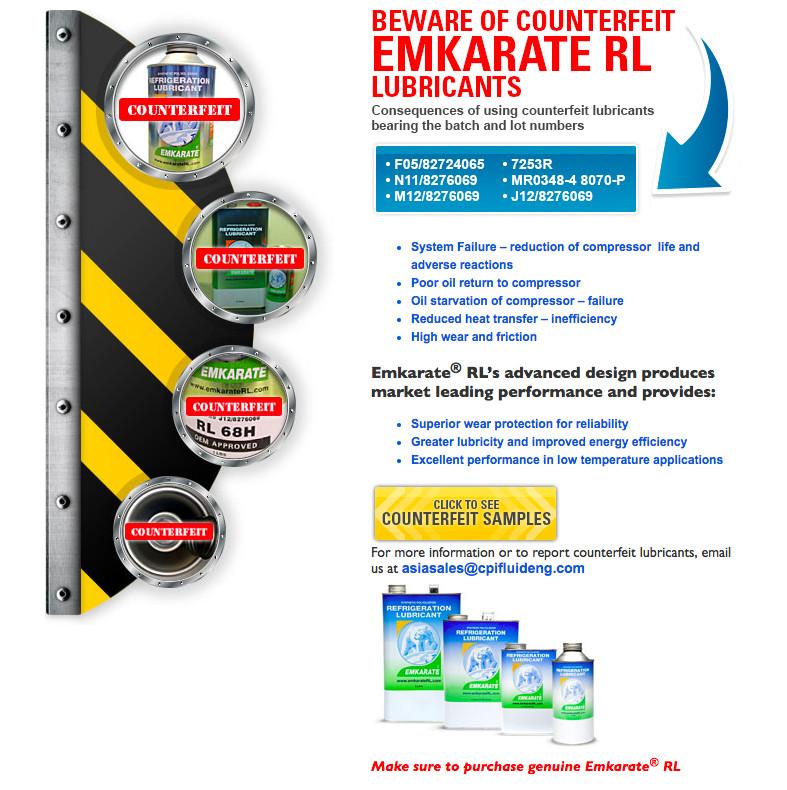 Làm thế nào để phân biệt dầu lạnh Emkarate chính hãng và dầu Emkarate giả?