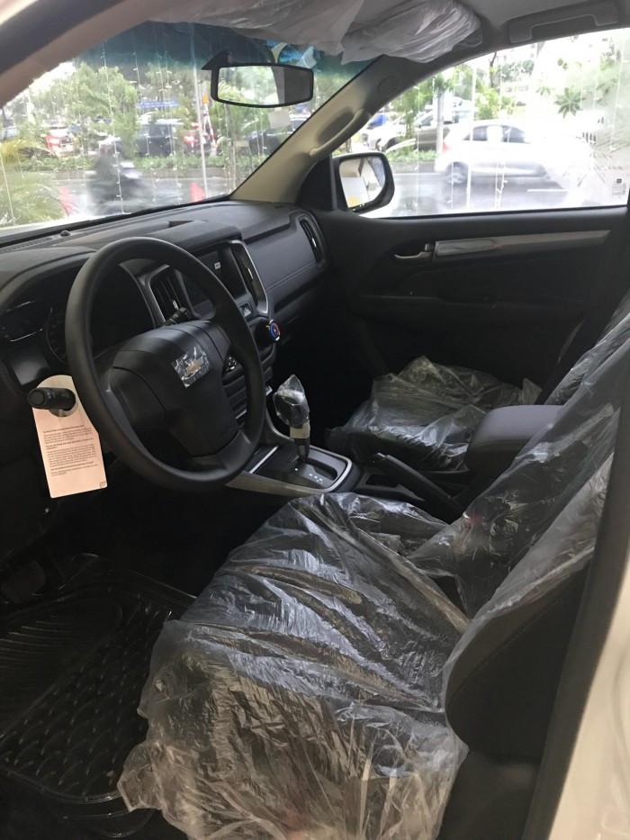 Giá xe Chevrolet Trailblazer mới nhất(2)