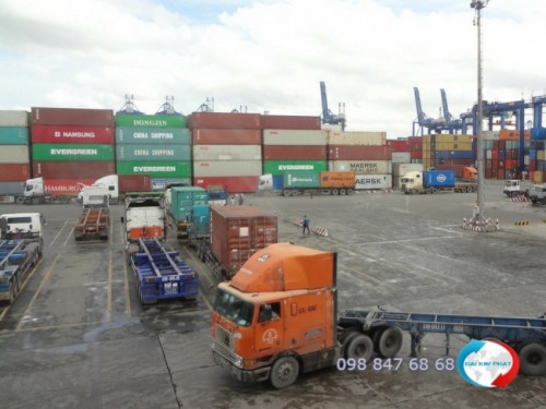 Dịch vụ khai thuê hải quan - thông quan hàng hóa