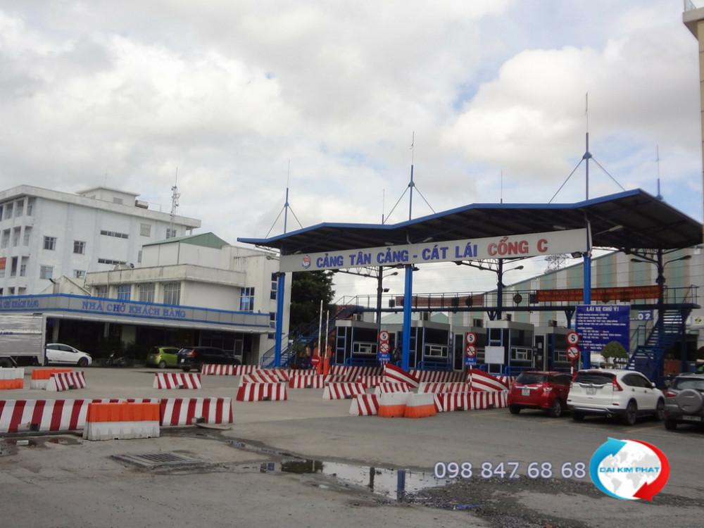 Dịch Vụ Hải Quan Trọn Gói - XNK Đại Kim Phát - hình ảnh khai thác từ cảng khi chúng tôi thực hiện dịch vụ hải quan trọn gói cho khách hàng