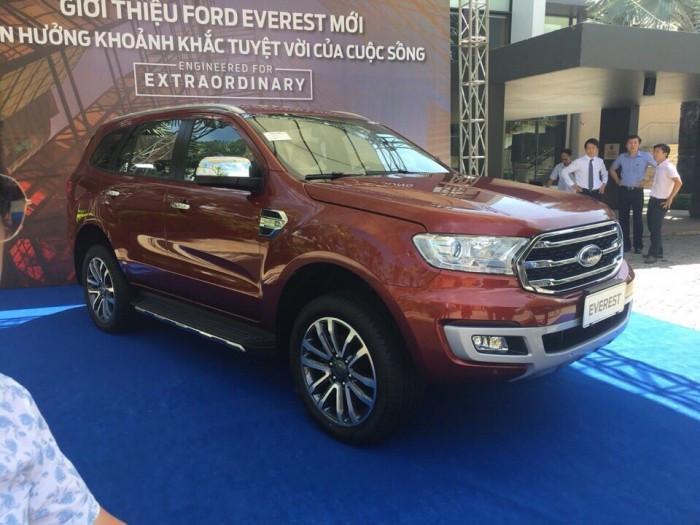 So sánh giá, vận hành, an toàn Chevrolet Trailblazer và Ford Everest(3)