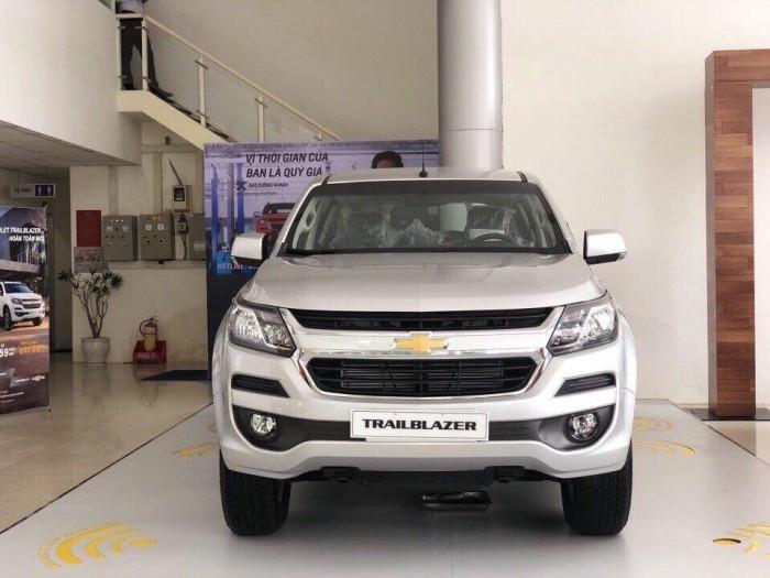 So sánh giá, vận hành, an toàn Chevrolet Trailblazer và Ford Everest(5)