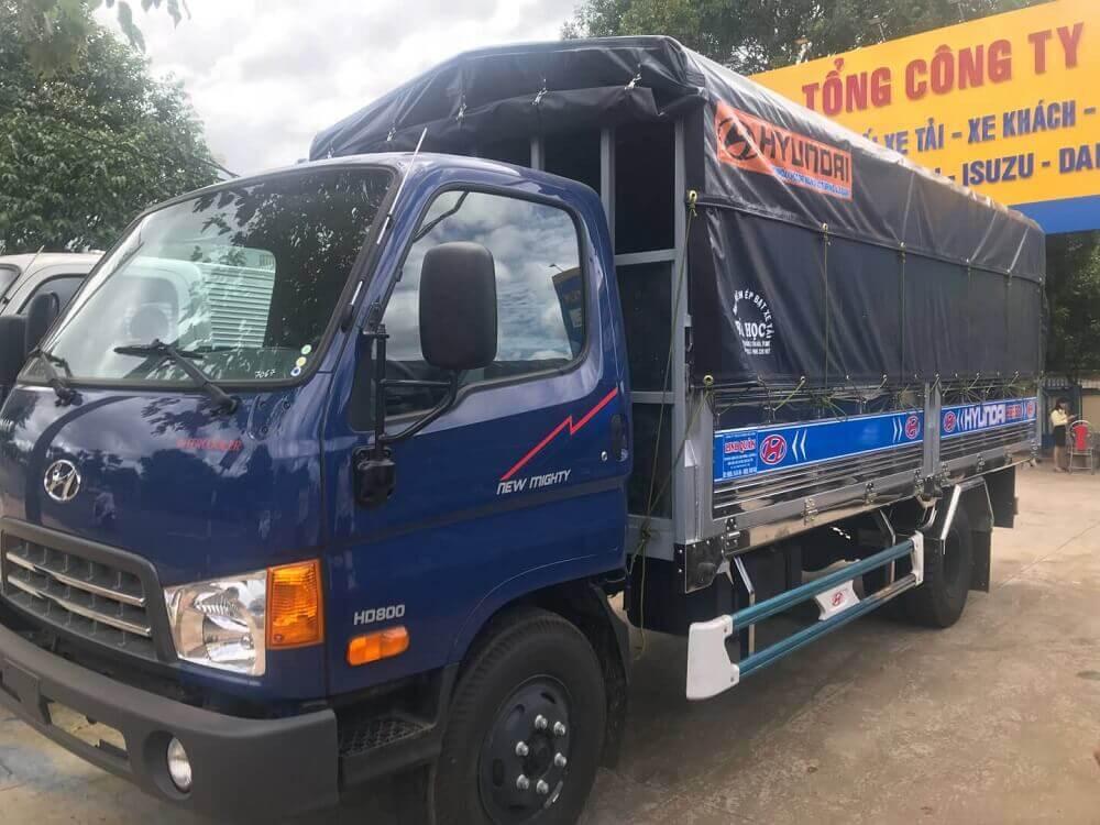 xe tải Hyundai 8 tấn HD800 thùng bạt
