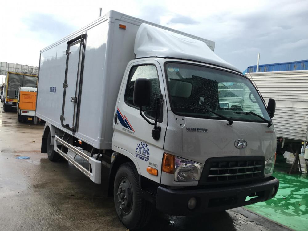 xe tải Hyundai 8 tấn HD800 thùng đông lạnh