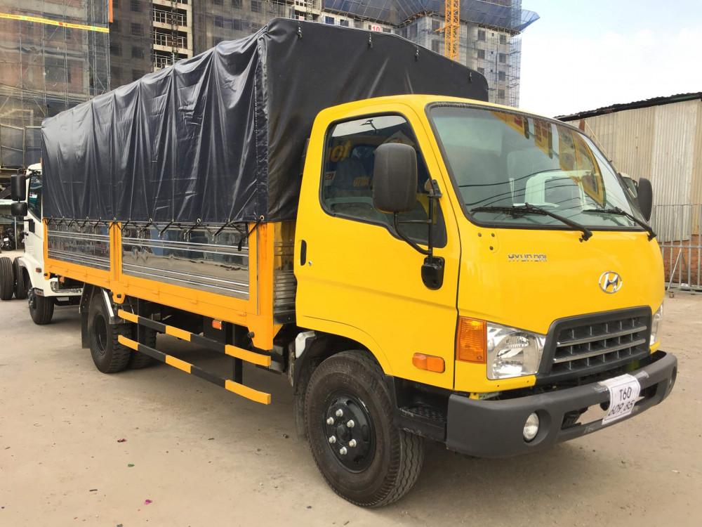 Mua trả góp xe tải Hyundai 8 tấn trả trước 150 triệu giao xe ngay