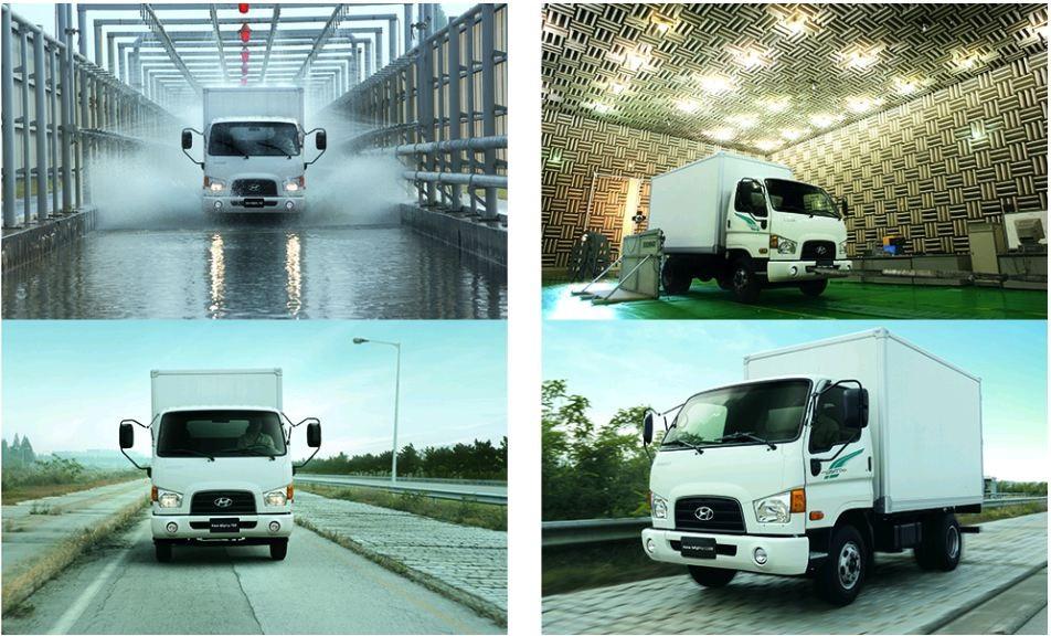 Những lưu ý khi mua trả góp xe tải 7 tấn Hyundai 110s