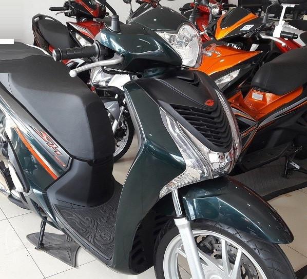 xe máy Honda SH cũ