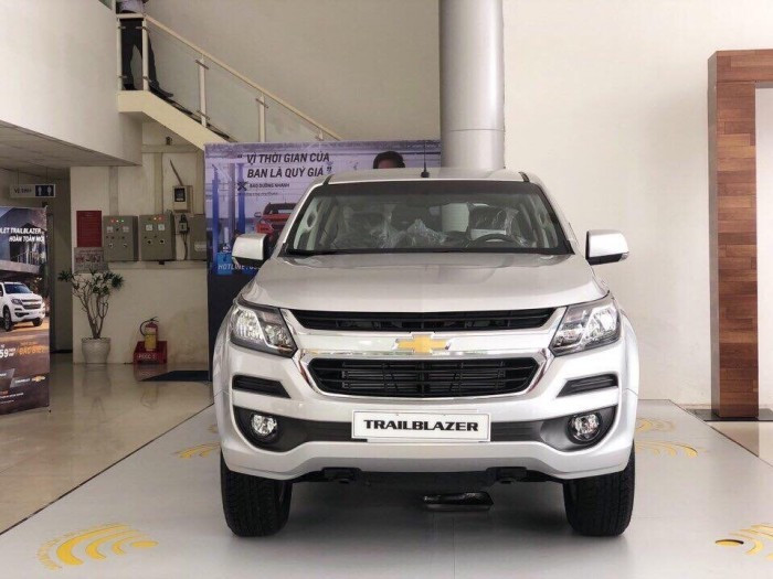 So sánh giá dòng xe SUV 7 chỗ Chevrolet Trailblazer và Hyundai Santafe(3)