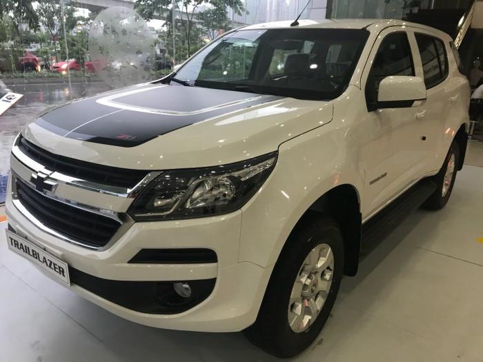 So sánh giá, hiệu năng Chevrolet Trailblazer và Mitsubishi Pajero Sport  (1)