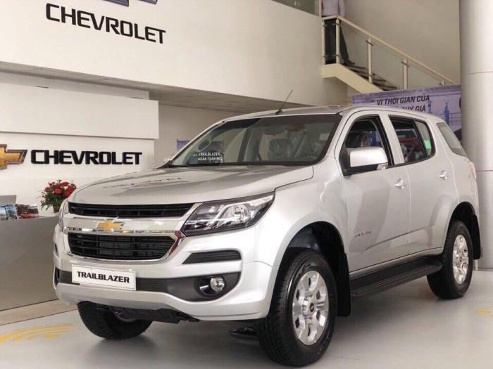 So sánh giá, hiệu năng Chevrolet Trailblazer và Mitsubishi Pajero Sport (5)