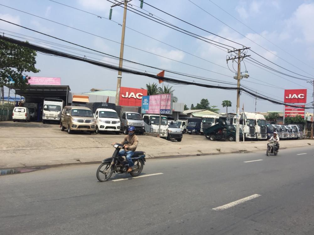 Phú Cường Auto tự hào nhà phân phối nhiều dòng xe tải giá tốt