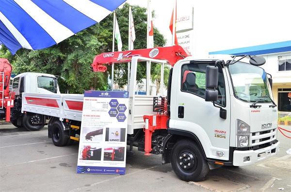 Isuzu Vân Nam  - Buôn bán xe ô tô tải, xe chuyên dụng uy tín