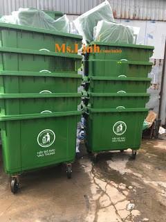 Cung cấp thùng rác chất lượng với giá tốt nhất