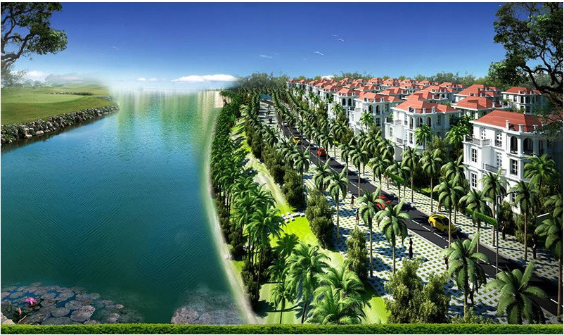 Bản đồ, khu vực và giá đất khu đô thị Nam Hòa Xuân Đà Nẵng(4)