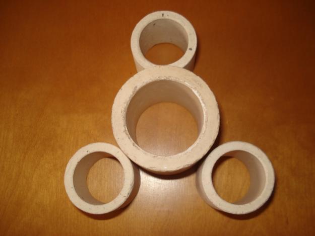 Tiện ích của vòng sứ Raschig trong tháp giải nhiệt