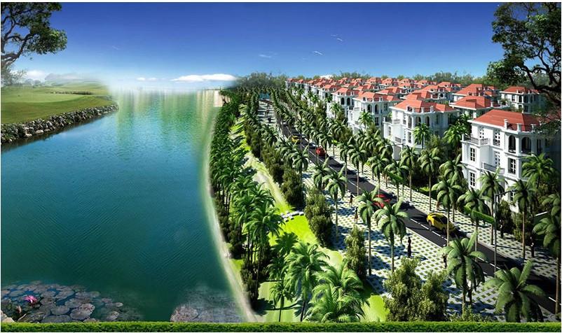 Tiến độ dự án đất nền khu đô thị Nam Hòa Xuân Đà Nẵng(1)