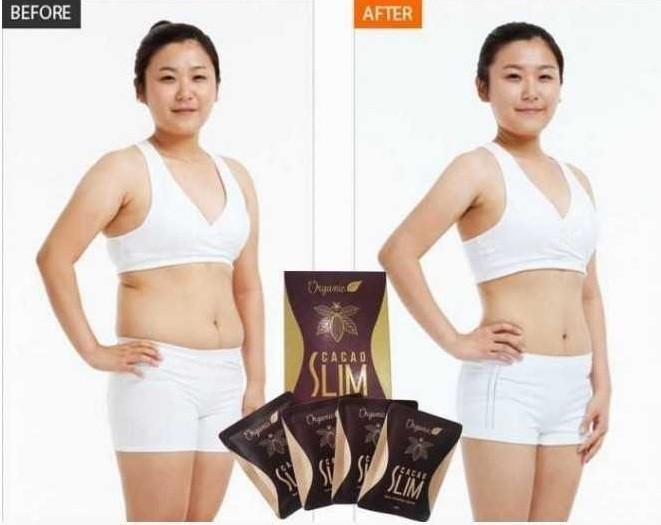 Hướng dẫn sử dụng bột giảm cân Organic Cacao Slim hiệu quả