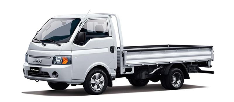 Mua xe tải nhẹ Jac X5 Gold Series tại ô tô An Phước(2)