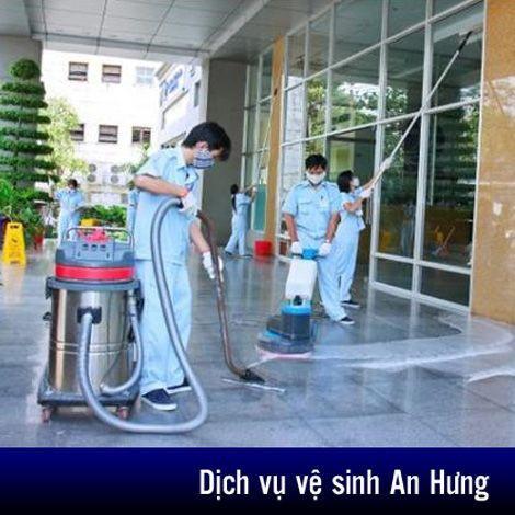 Dịch vụ vệ sinh văn phòng quận Phú Nhuận