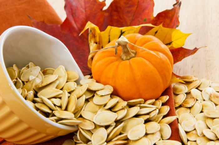 Lợi ích của hạt bí đối với sức khỏe