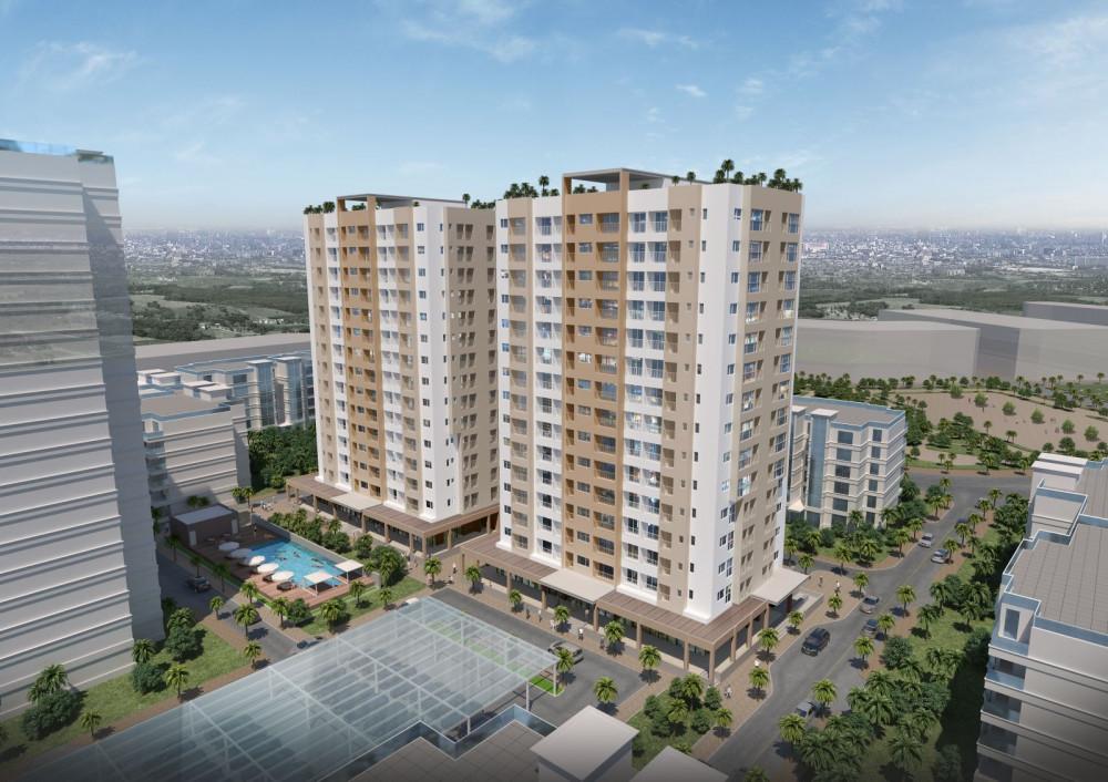 Tổng quan dự án khu dân cư An Sương, phường Đông Hưng Thuận, quận 12