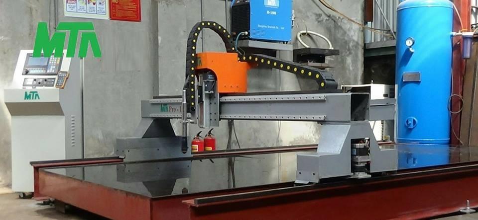 Bảng giá máy cắt plasma cnc tại Kiên Giang