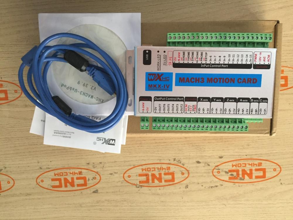 Cung cấp Card Mach 3 USB dùng cho máy CNC