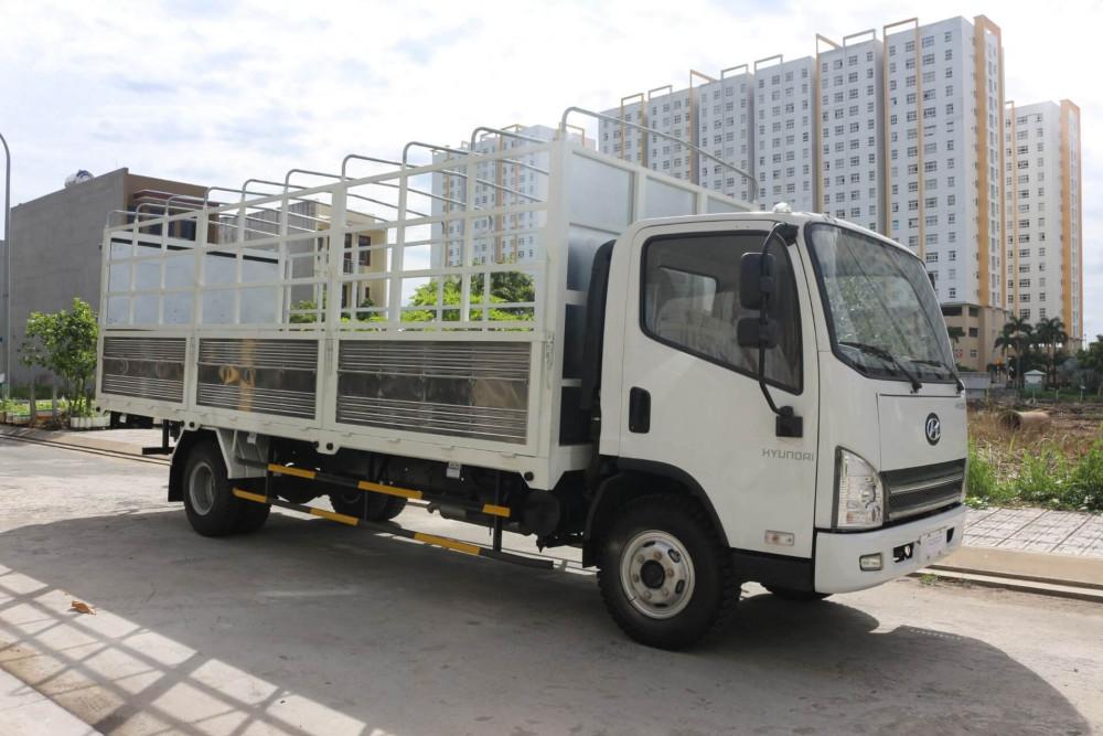 Thông Số Kỹ Thuật Xe Tải Faw 7.3 tấn máy Hyundai