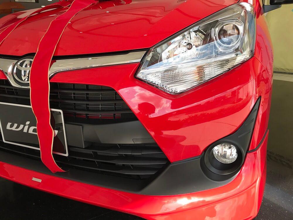 Mọi đối tượng khách hàng đều có thể mua xe Toyota Wigo trả góp