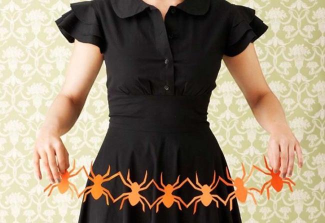 Trang trí Halloween trong tích tắc - Ý tưởng mẫu PP cán format trang trí Halloween cực đẹp 2