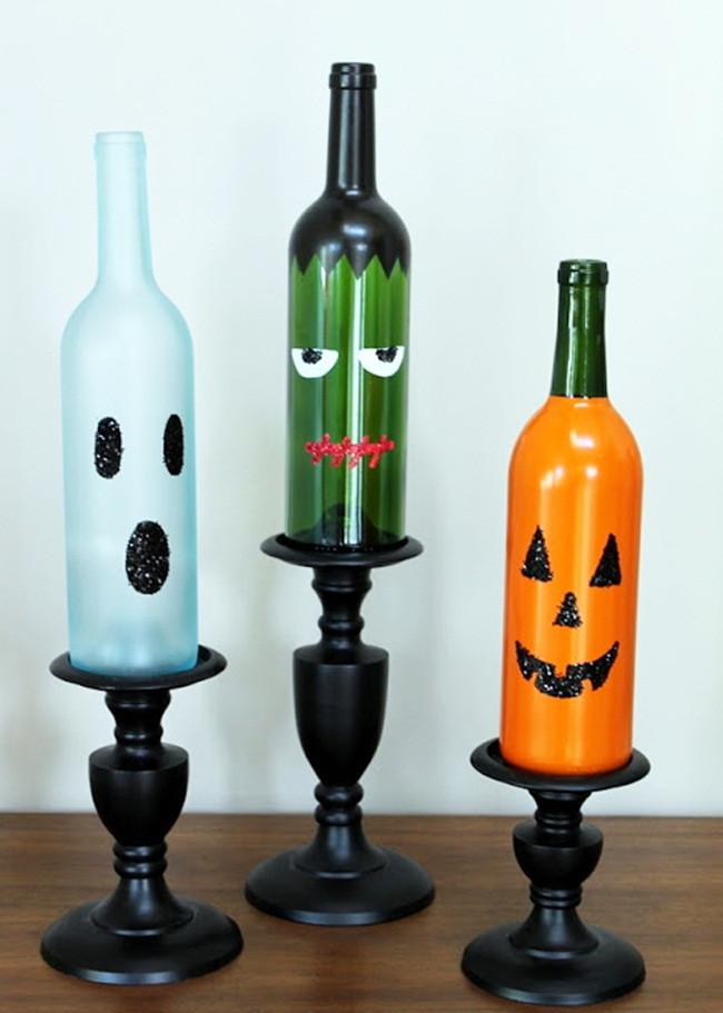Trang trí Halloween trong tích tắc - Ý tưởng mẫu PP cán format trang trí Halloween cực đẹp 6