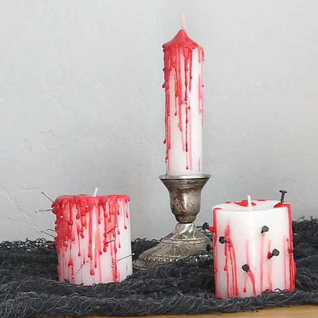 Trang trí Halloween trong tích tắc - Ý tưởng mẫu PP cán format trang trí Halloween cực đẹp 10