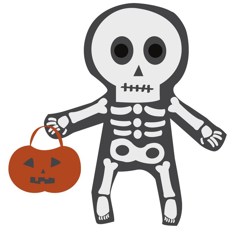 Giới thiệu những mẫu vector Halloween phổ biến 10