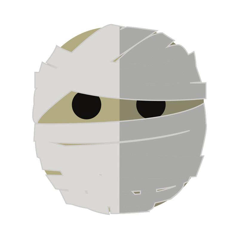 Giới thiệu những mẫu vector Halloween phổ biến 15