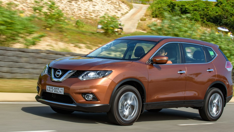 Đánh giá xe Nissan X-Trail 2018 - Dòng xe 7 chổ thiết kế hạng sang