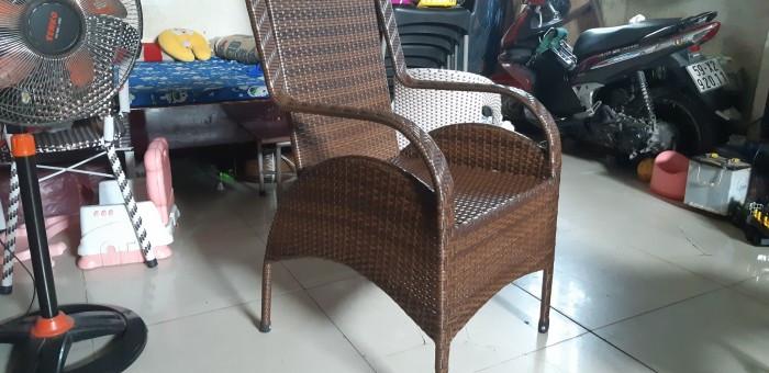 Mẫu bàn ghế mây nhựa cafe đẹp(8)