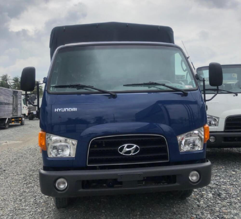 cabin xe tải Hyundai Mighty 75S 3.5 Tấn