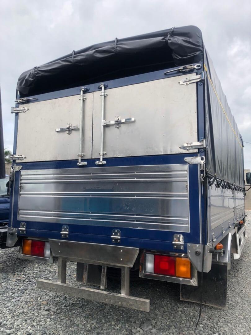 động cơ xe tải Hyundai Mighty 75S 3.5 Tấn