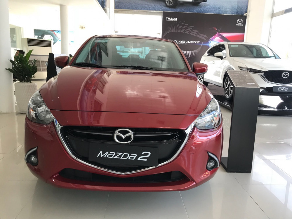 Đánh giá xe ô tô Mazda 2 1.5 sedan