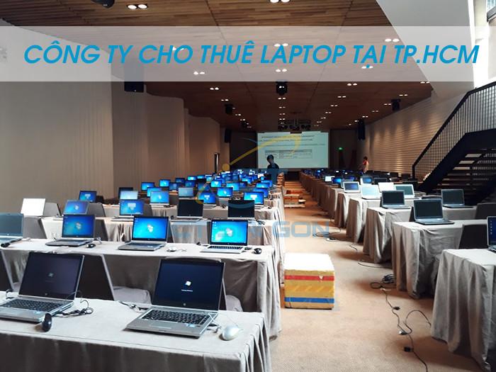 Laptop cho thuê giá rẻ tại TP.HCM