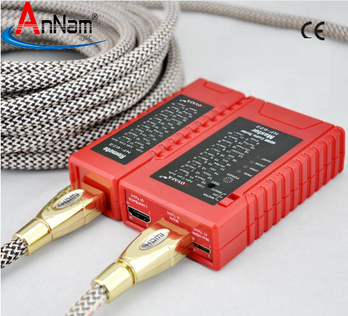 Máy test mạng nf-4868B đa năng test rj45 -rj11-bnv hãng Noyafa