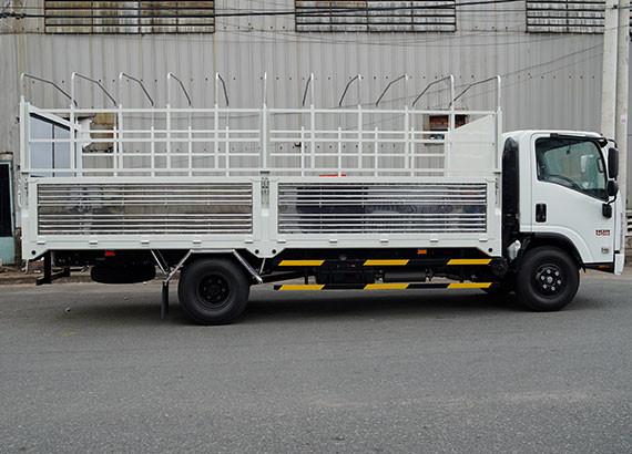 Thủ tục mua xe tải Isuzu 5.5 tấn trả góp qua ngân hàng